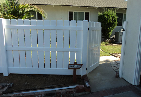vinyl semiprivacy fencing 10 vinyl semi privacy fence60 privacy