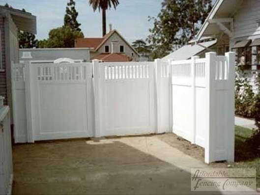 Affordable Fence Photo Gallery