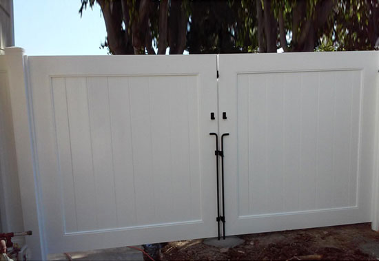 vinyl fence driveway gate. affordable fencing company vinyl aluminum glass u0026 wood gates murrieta fence driveway gate e