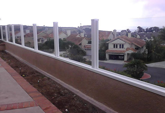 Glass Fence Contractor