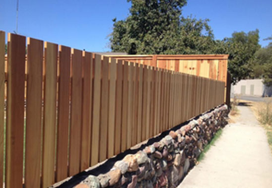 Norco Wood Picket Fencing