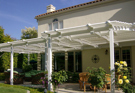 A Sleek And Durable Patio Cover To Create The Ideal Balance Of Sun Shade
