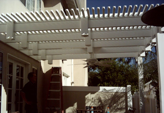 50 50 Vinyl Patio Covers