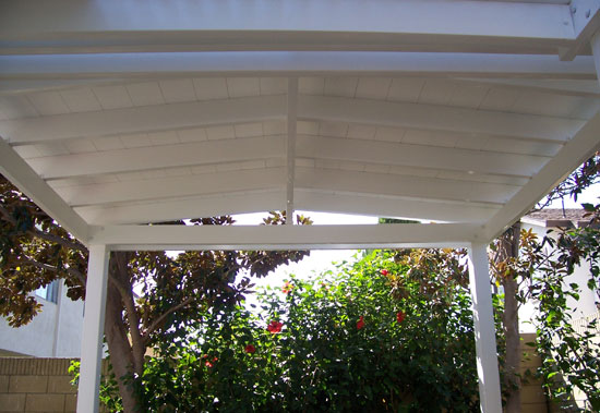 Solid Top Vinyl Patio Covers 2