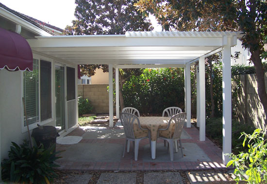Solid Top Vinyl Patio Covers 4