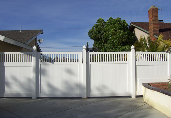 Southern California Ca Fence Contractor Vinyl Wood