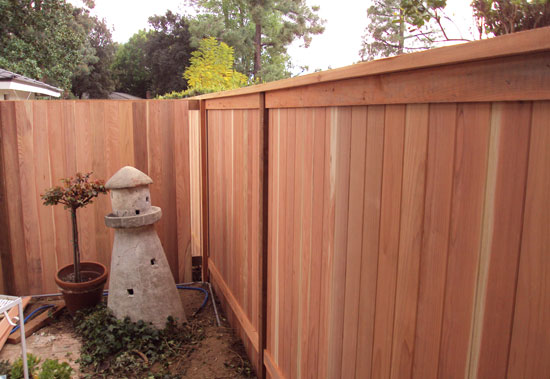 Wood Fencing And Gate Contractor Orange County Ca